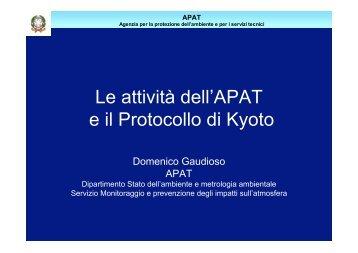 Gaudioso - Alleanza per il Clima Italia onlus