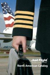 North American Catalog - Just Flight