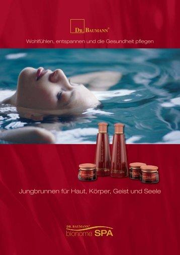 Download Prospekt Spa - BeautyLounge Kosmetikstudio-Solingen