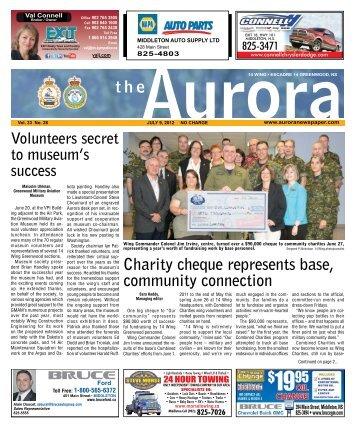 July 9 2012 - The Aurora Newspaper