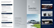 Summertime ! - Mercedes-Benz Luxembourg