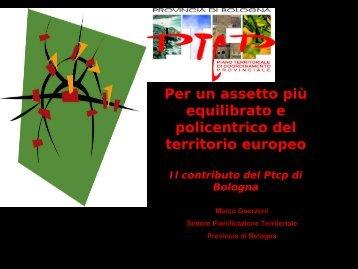 Città di Bologna - METREX - The Network of European Metropolitan ...