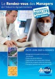 Programme détaillé - Bretagne Innovation