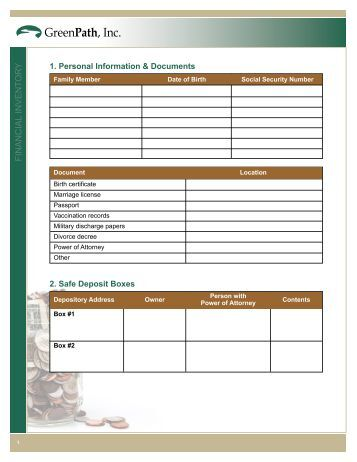 Printables Financial Inventory Worksheet personal values inventory worksheet intrepidpath financial rate the level of importa