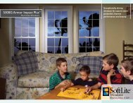 Product Brochure - Soft-Lite Windows