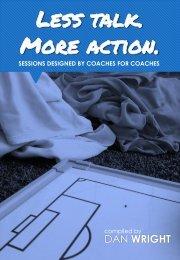 Less Talk. More Action v2