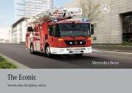 Download the Econic fire fighting brochure - Mercedes-Benz
