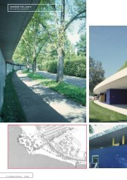 Strandbad Lido, Luzern - Architektur & Technik