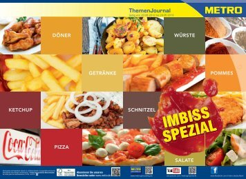 IMBISS SPEZIAL - Metro