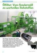Ölfilter-Recycling in Norditalien - MeWa Recycling Maschinen und ... - Seite 4
