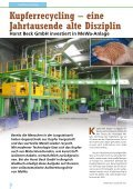 Ölfilter-Recycling in Norditalien - MeWa Recycling Maschinen und ... - Seite 6