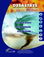 Centro nacional de prevencion de desastres direccion general de