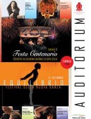 Festa Centenario - Auditorium Parco della Musica