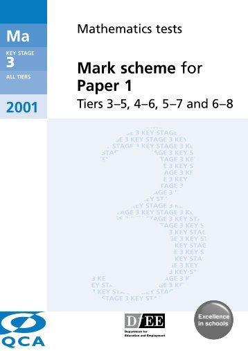 science papers ks2 2010 In 2010 the papers were not compulsory there are question papers available  but no official mark scheme in 2011 the department of education published an.