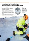 Broschyr Gas- och Radonmembran - Icopal AB - Page 4