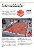 Broschyr Gas- och Radonmembran - Icopal AB - Page 6