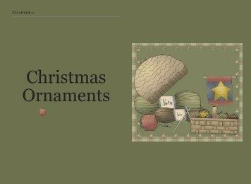 Christmas Ornaments - Priscilla's Crochet