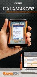 DataMaster Manual - Wagner Meters
