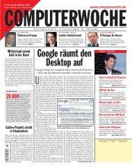 Google räumt den Desktop auf