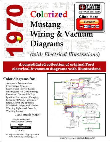 1967 mustang wiring and vacuum diagrams. Black Bedroom Furniture Sets. Home Design Ideas