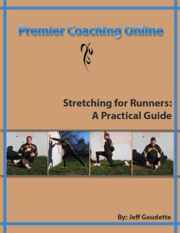 Runners Stretching Routine - Runners Connect