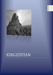 GenelBilgi - Çölleşme ve Erozyonla Mücadele Genel Müdürlüğü