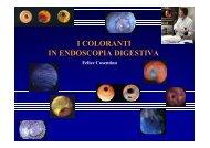 I coloranti in Endoscopia digestiva - EndoscopiaDigestiva.it