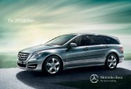 Download eBrochure - Mercedes-Benz Canada