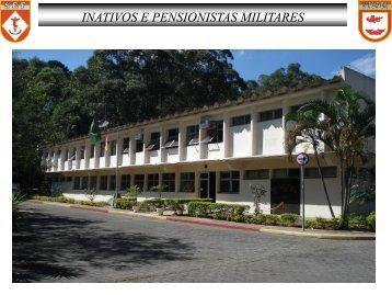INATIVOS E PENSIONISTAS MILITARES - 2ª ICFEx