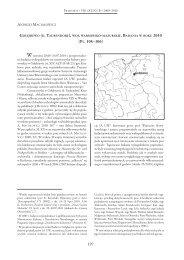 Omówić bezwzględne metody datowania stosowane w archeologii