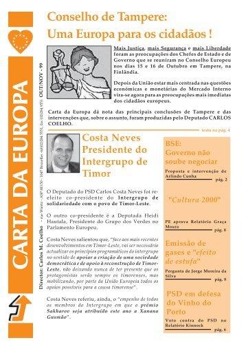 Outubro - Carlos Coelho