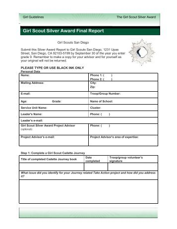 vancouver award candidate data form award candidates must