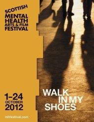 Here - The Scottish Mental Health Arts & Film Festival