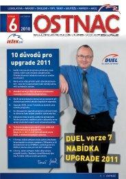 Noviny Ostnáč 6/2010 - Ježek software