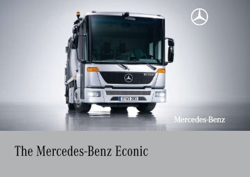 The Mercedes-Benz Econic