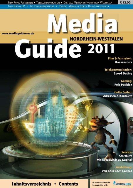 Media Guide NRW 2011 - MESSE TREFF Verlag