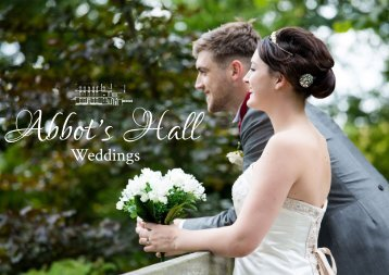 Abbot's Hall Weddings Brochure(8)
