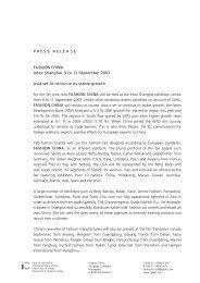 Download press release - Messe Düsseldorf