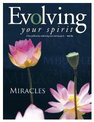 March '05 Evolving.indd - Evolving Your Spirit