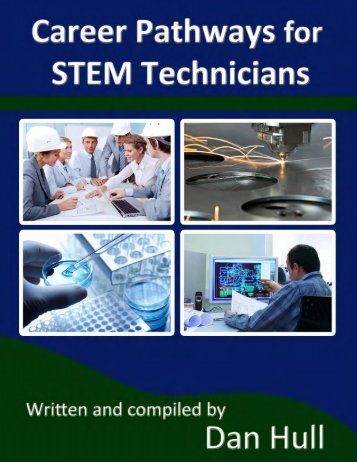 Creating Career Pathways for STEM Technicians - National Center ...