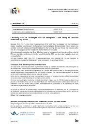 Download het volledige persbericht - Algemene Directie Veiligheid ...