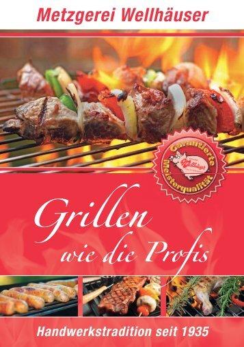 Grillen - Metzgerei Wellhäuser Ravensburg | Metzgerei