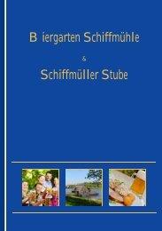 Biergarten Schiffmühle Schiffmüller Stube - Wirtshaus Bavaria