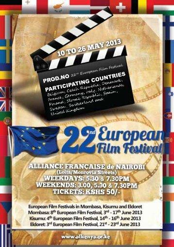 PDF - 1 Mb - Ambassade de France au Kenya