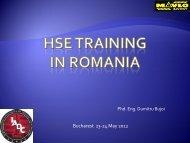 Bucharest 23-24 May 2012 - Petroleumclub.ro