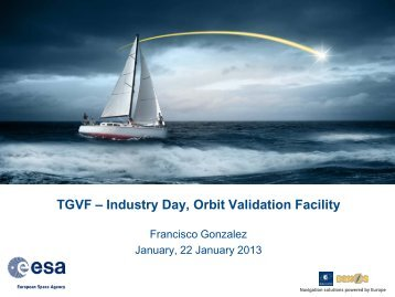 Validation product - emits - ESA