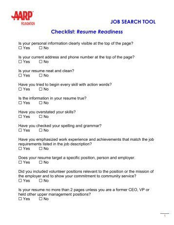 resume evaluation checklist resume sample for a project manager
