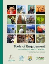 Tools of Engagement - National Audubon Society