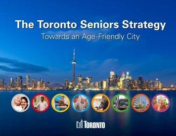 Toronto Seniors Strategy (Final)