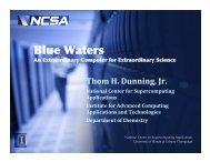Blue Waters - LinkSCEEM